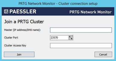 PRTG Server Administrator