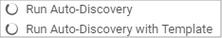 Auto-Discovery Context Menu