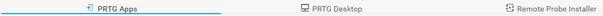 Optional Downloads Tabs