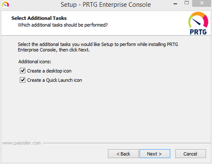 Enterprise Console Setup: Additional Tasks