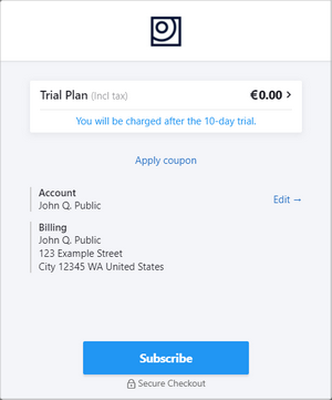Account and Billing Details Overview