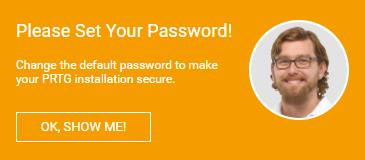 Start the Password Change