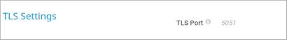 SSL/TLS Settings