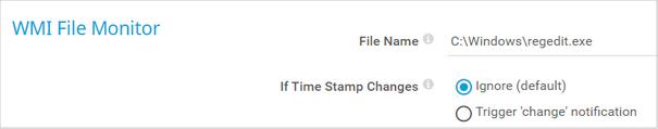WMI File Monitor